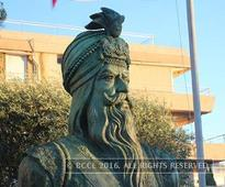 French town unveils Ranjit Singh's statue