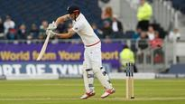 Cook misses out on 10,000