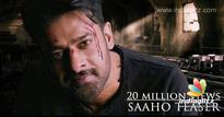 Just the beginning: 'Saaho' makers