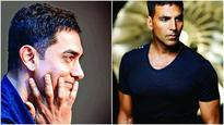 Akshay Kumar and Aamir Khan SAATH-SAATH