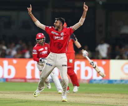 IPL PHOTOS: Punjab keep play-offs hopes alive after crushing RCB