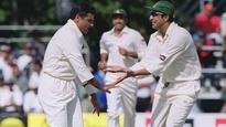Wasim Akram and Waqar Younis engage in Twitter spat over the truth behind sabotaging Kumble's perfect 10