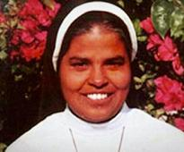 22 years after stabbed to death, Kerala nun Sr Rani Maria cleared for beatification