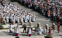 Bishop's Blog: Canonization of Saint Teresa a celebration of Mother's love