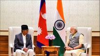 PM Modi, Nepalese PM Deuba hold unscheduled meeting ahead of tomorrow's talks