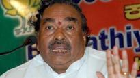 Discipline in BJP? What a joke: KS Eshwarappa