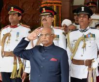 Full text of President Ram Nath Kovind's first speech
