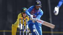 T20 Tri-series: Smriti Mandhana's smashing half-century takes India to 152/5 in opener
