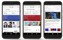 Google rolls out a new personalized feed for Indian users with Hindi support