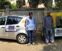 Uber versus Indian rickshaw: BBC Pоp Up races bоth acrоss Delhi