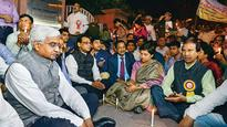 Chief Secretary Anshu Prakash refused to accept important files, alleges Arvind Kejriwal
