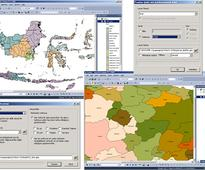 Supergeo announced that SuperGIS Desktop 3.1a now Supports Indonesian and Turkish Interfaces
