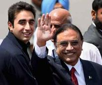 Pakistan: Asif Ali Zardari, son Bilawal to contest Parliamentary polls