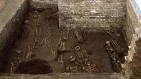 Cambridge skeletons Black Death study