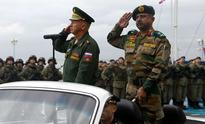 First Indo-Russia tri-services exercise begins