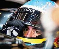 Alonso happy at McLaren