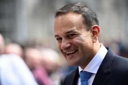 Leo Varadkar takes over as Irish prime minister