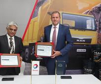 MAN Trucks India launches genuine oils in partnership with Total Oil India