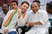 Rahul asks partymen in Kerala to put a united fight in polls