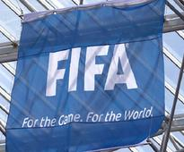 India out of top-100, placed 107 in FIFA ranking