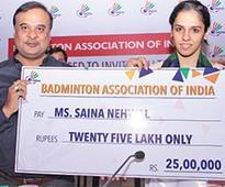 Sarma sees India as a badminton superpower