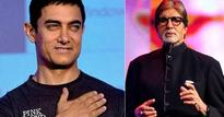 Aamir Khan stays mum over Thug, shares desire to work with Big B