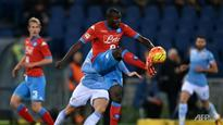 Football: Fans back 'warrior' Koulibaly after racist chants