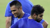 Time right for Dhoni to hand over to Kohli - Shastri