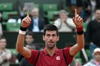 Let there be light, Djokovic tells Roland Garros