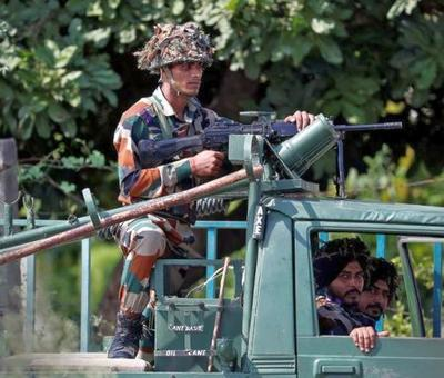 Military is not going inside Dera: Army clarifies