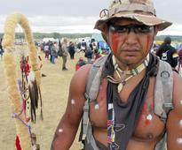 Dakota Access Pipeline protesters called it a 'death sentence' — now the Army is looking at alternate routes