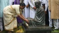 My fight is to take forward Mahatma Gandhi's ideology: Meira Kumar