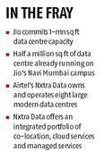 Airtel, Jio in race to provide cloud services to govt