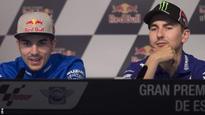 Vinales to replace Lorenzo at Yamaha