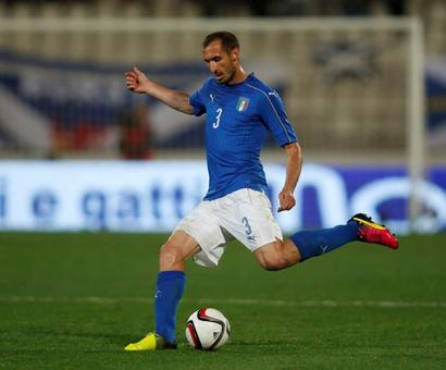 Euro 2016: Chiellini sees Spain as Italy's bogey team