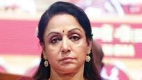 Maharashtra government won't take back allotted land from Hema Malini