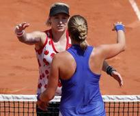 French Open 2017: Petra Kvitova's comeback cut short by Bethanie Mattek