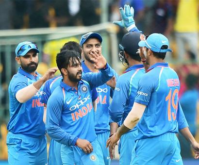 Kohli urges team to replicate home success on foreign soil