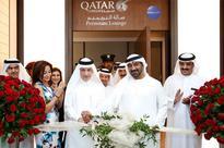 Qatar Airways opens premium lounge at Dubai International Airport