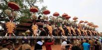 Thousands witness Thrissur Pooram, spectacular fireworks display