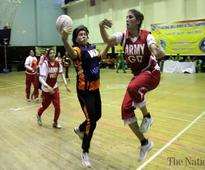 Sindh, Army vie for top honour in Women Netball