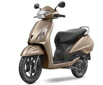TVS Introduces Sync Brake System On Jupiter And Wego Scooters