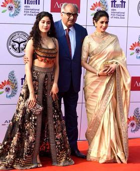 PIX: Shahid, Sridevi, Shah Rukh at IFFI