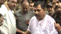 West Bengal: CPM leader Sushanta Ghosh slapped in court premises