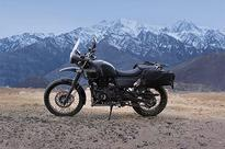 Royal Enfield Himalayan unveiled in India
