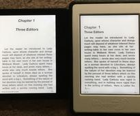 Hooray for Kindle gifts, Jeff! Now heed librarian Jamie LaRue and make Kindles more readable for low-vision people