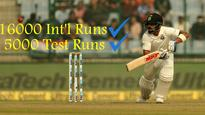 Virat Kohli joins 5000-run club in Tests, becomes fastest to 16000 international runs