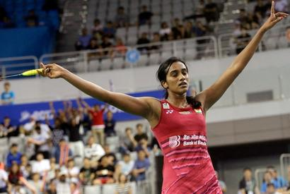 REVENGE was not on my mind: Sindhu