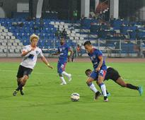 I-League: Bengaluru FC level on points with leaders ...