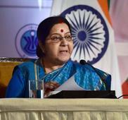 Sushma Swaraj to inaugurate Saudi national cultural festival